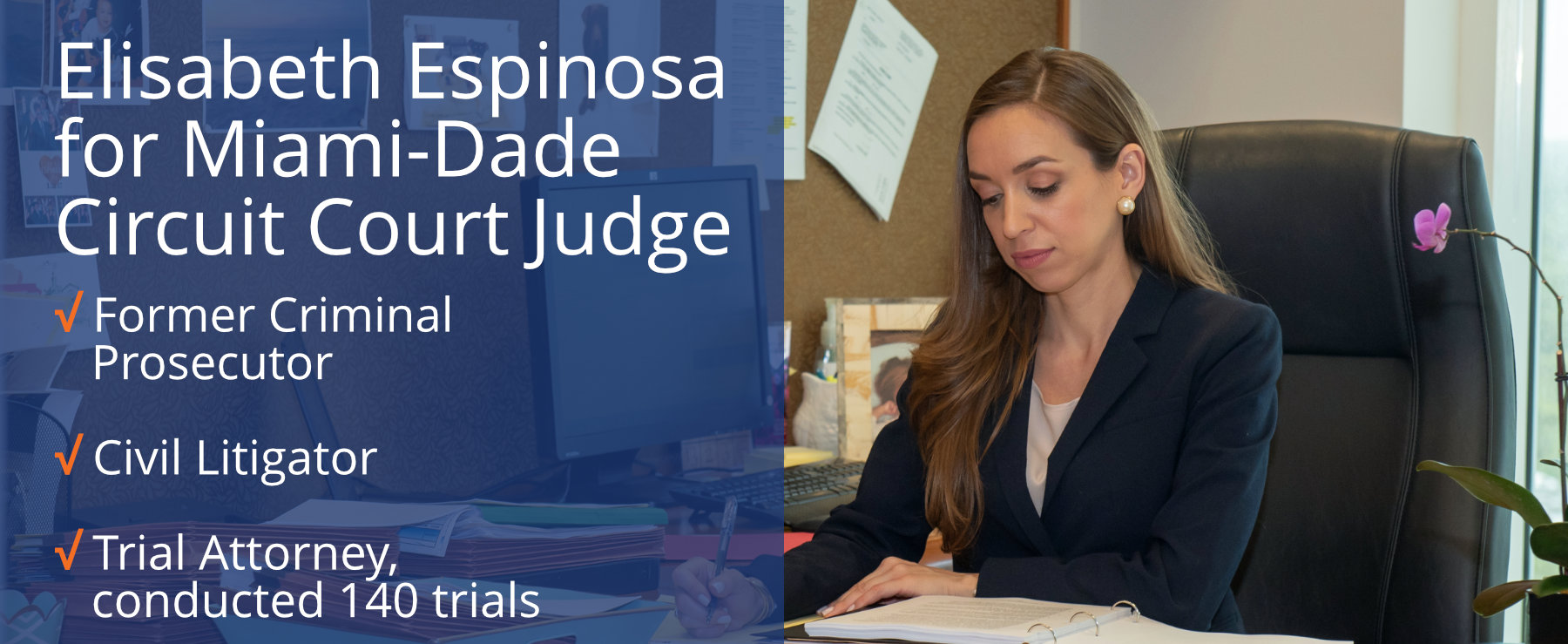 Elisabeth Espinosa Judge
